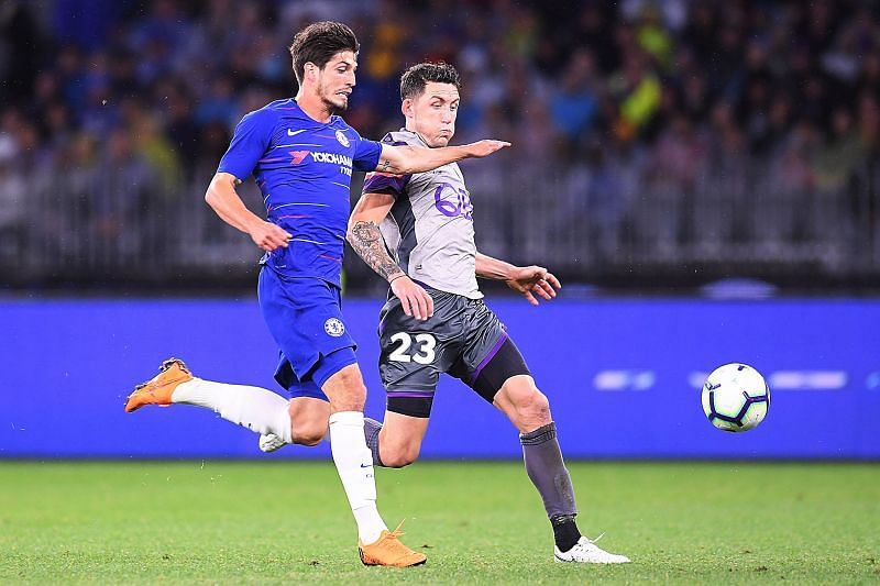 Lucas Piazon has had a plethora of loan moves away from Chelsea.