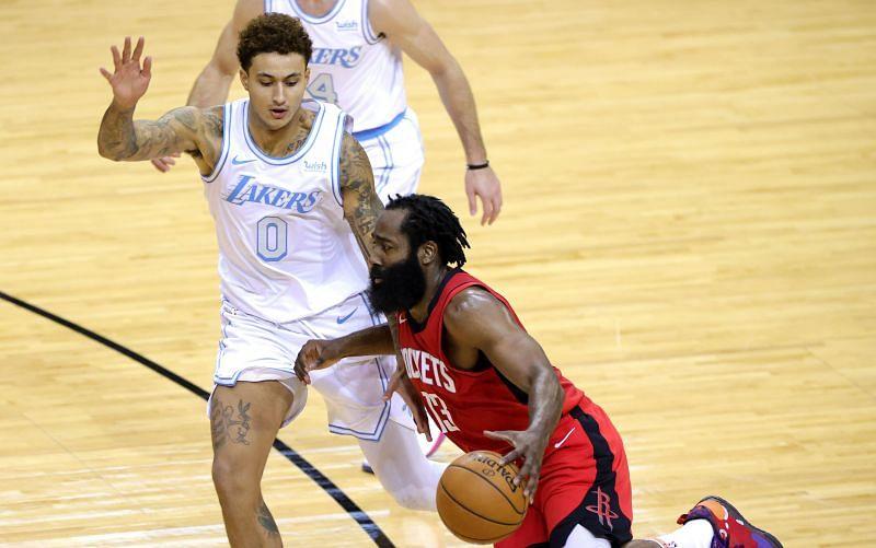 Los Angeles Lakers vs Houston Rockets