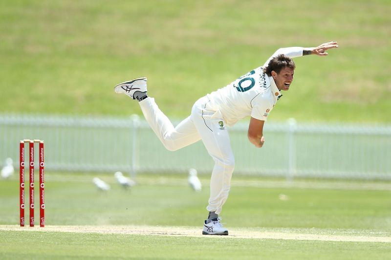 James Pattinson was a back-up pacer in the Australian squad