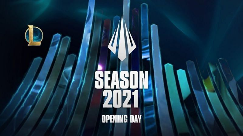 League of Legends Season 2021 Opening Day announcements (Image via Riot Games)
