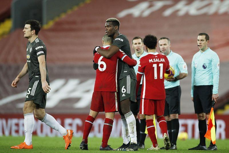 Liverpool vs Manchester United - Premier League