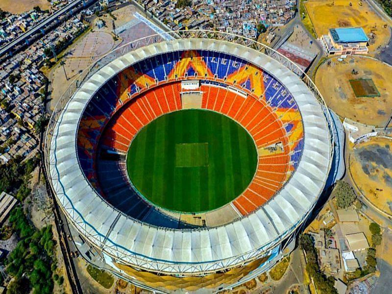 सरदार पटेल स्टेडियम, मोटेरा अहमदाबाद