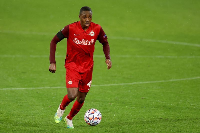 EnockMwepu has been in scintillating form for Austrian giants RB Salzburg