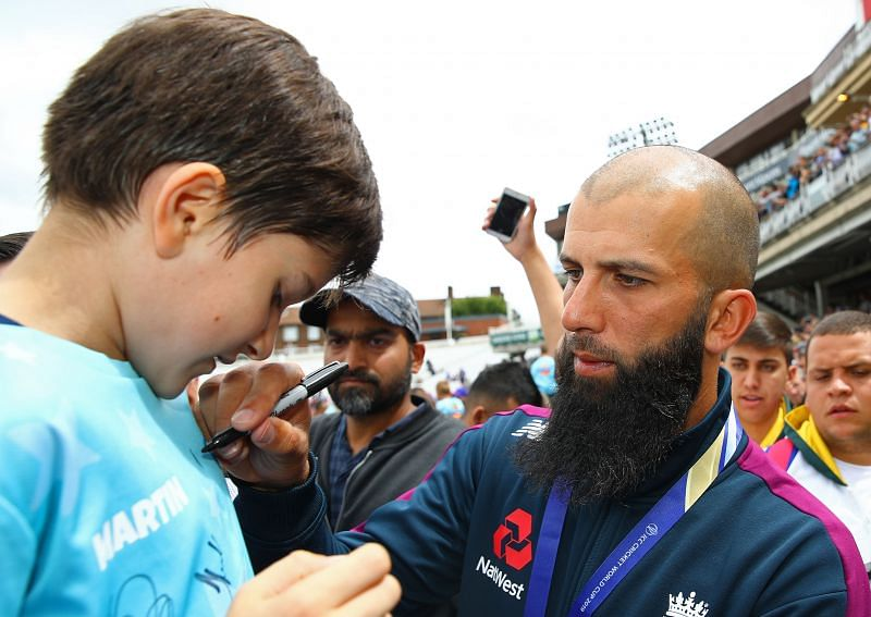 Moeen Ali has played 60 Tests for England.
