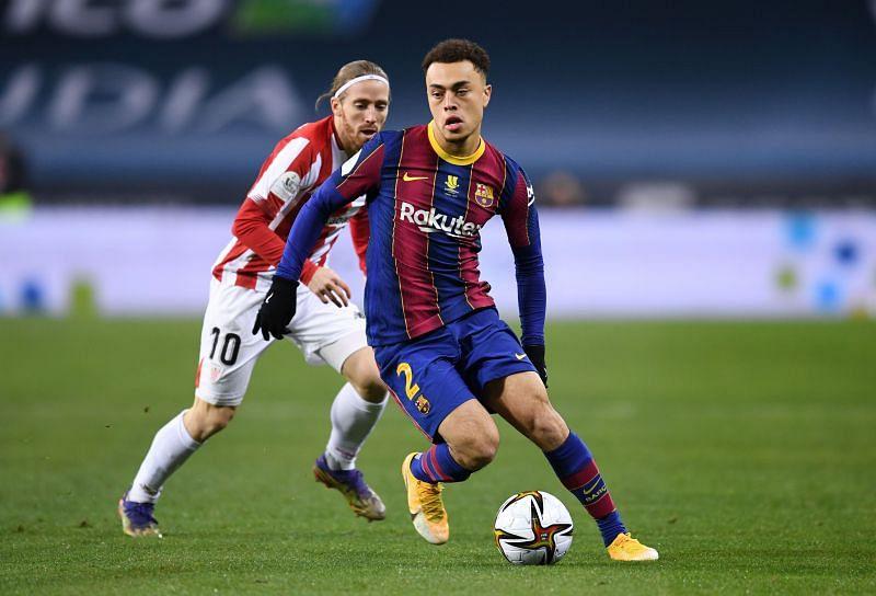Barcelona had a mixed first half