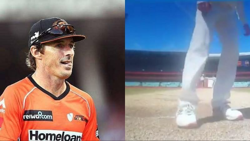 Brad Hogg was not impressed with Steve Smith