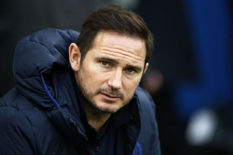 Frank Lampard is determined to succeed at Chelsea