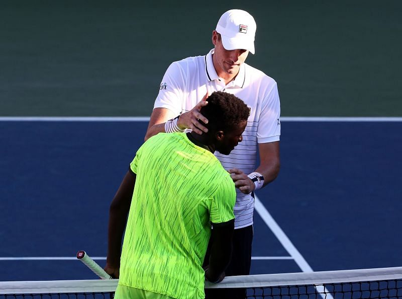 John Isner and Frances Tiafoe are among the top seeds in the half