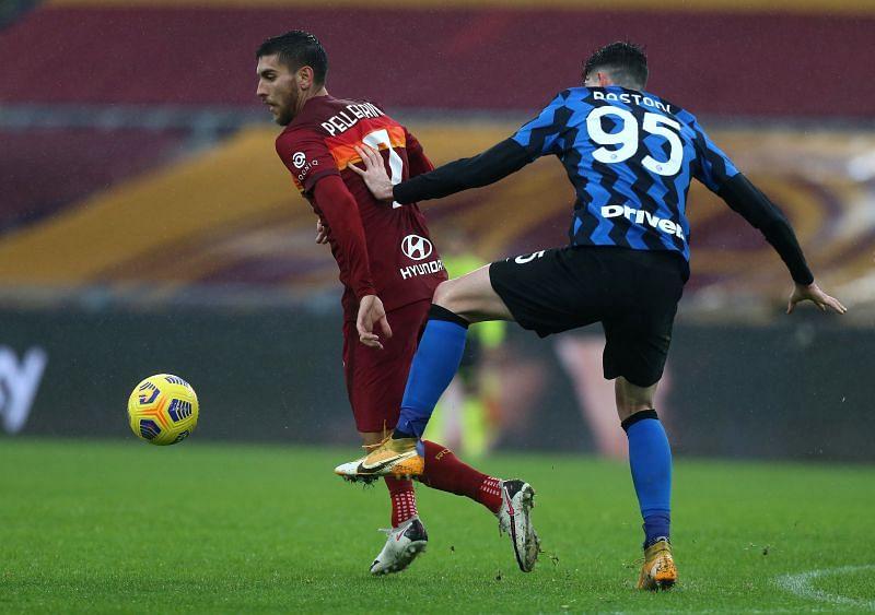 AS Roma v sFC Internazionale - Serie A