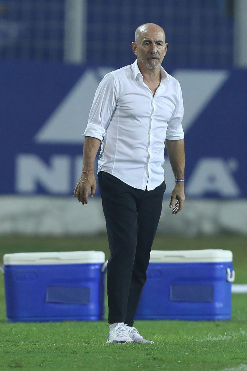Antonio Habas needs to recuperate his side quickly (Image Courtesy: ISL Media)