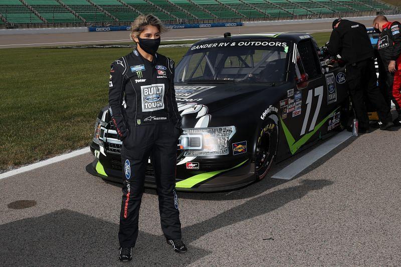 NASCAR Gander RV & Outdoors Truck Series Clean Harbors 200