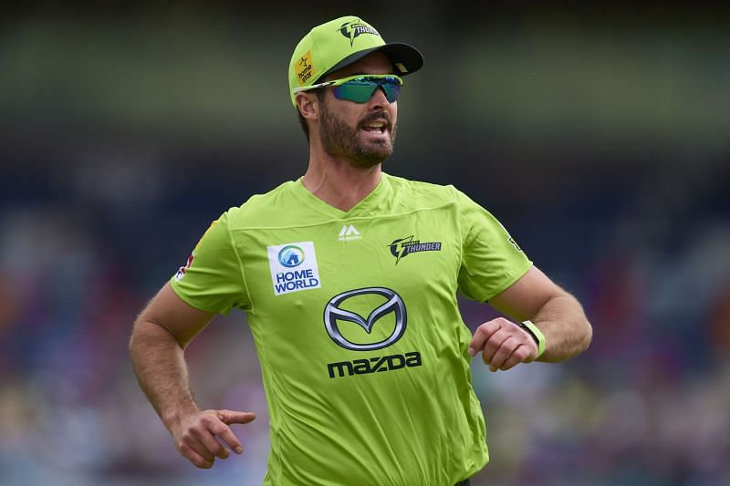 Ben Cutting hopes that the Brisbane Heat lose on Friday