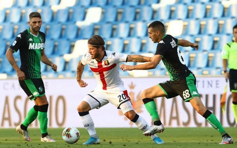 Sassuolo will be looking to repeat last season