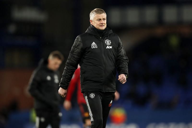 Solskjaer is expected to have a quiet January window