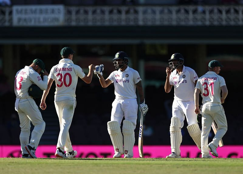 The Indian cricket team kept the ICC World Test Championship series against Australia alive.