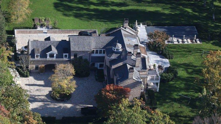 Tom Brady's Brookline Mansion