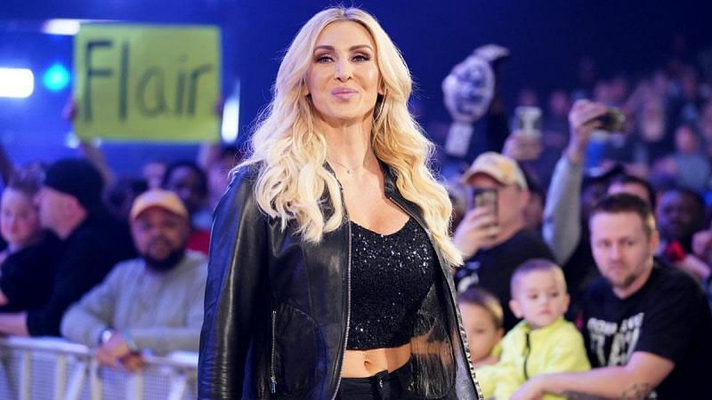 Charlotte Flair in WWE