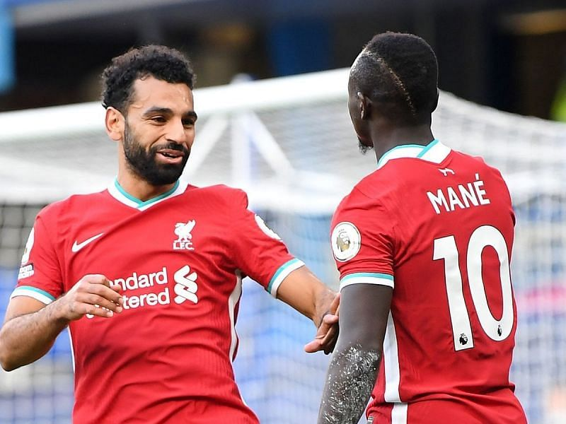 FPL bosses should start considering Salah(L) and Mane(R) for the armband.