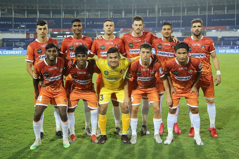 FC Goa are placed 3rd in the ISL Standings. (Image: FC Goa)