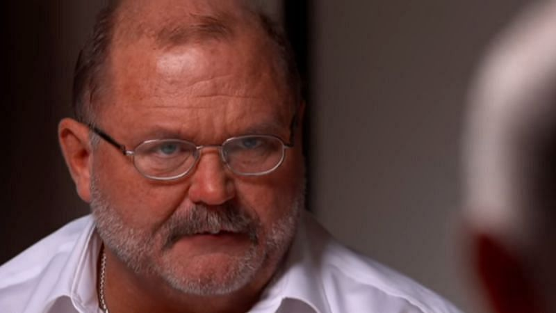 Arn Anderson joined the WWE Hall of Fame in 2012