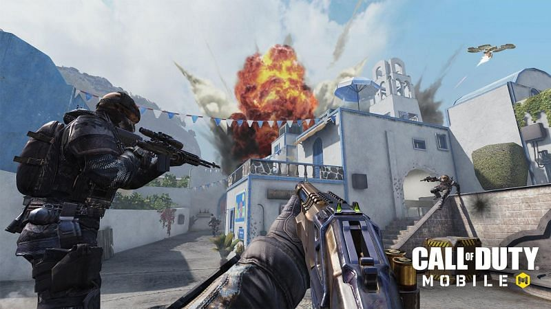 COD Mobile (Image via Forbes)