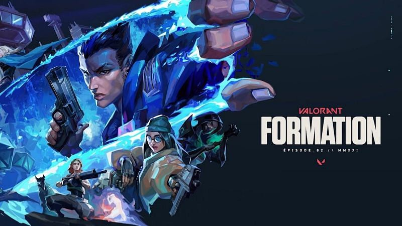 Valorant Episode 2 Formation Image by Riot Games