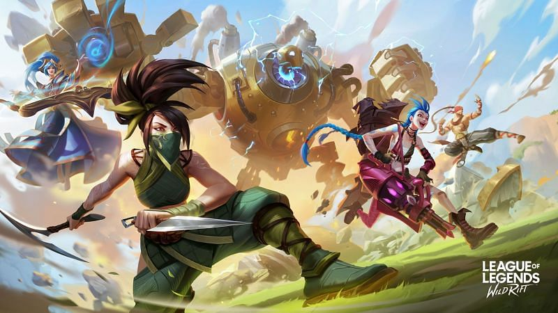 2021 is an exciting time for Wild Rift fans (Image via Riot Games)0