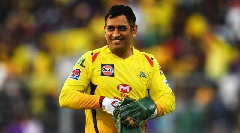 चेन्नई सुपर किंग्स के कप्तान एमएस धोनी
