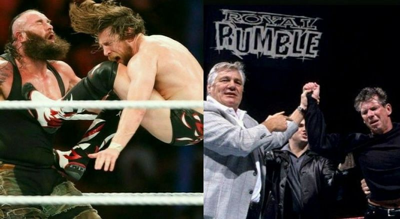 Some Royal Rumble records may never be broken.