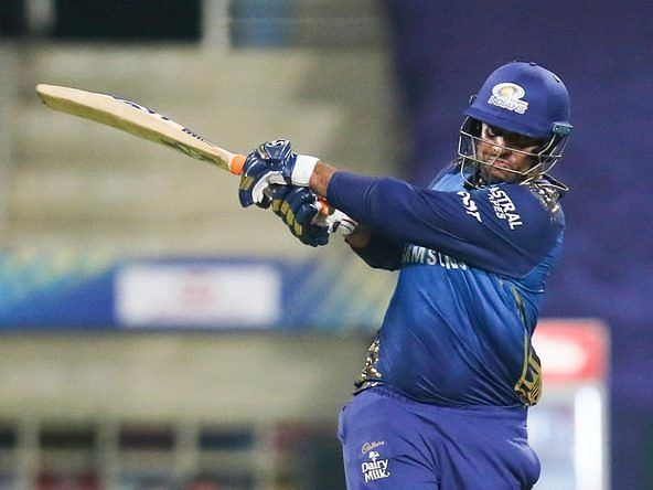 Saurabh Tiwary performed well for the Mumbai Indians in IPL 2020.