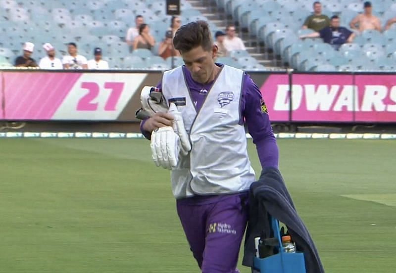 (Image source: Hobart Hurricanes/Twitter)