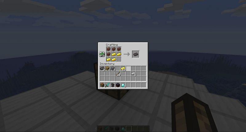 netherite ingot in minecraft