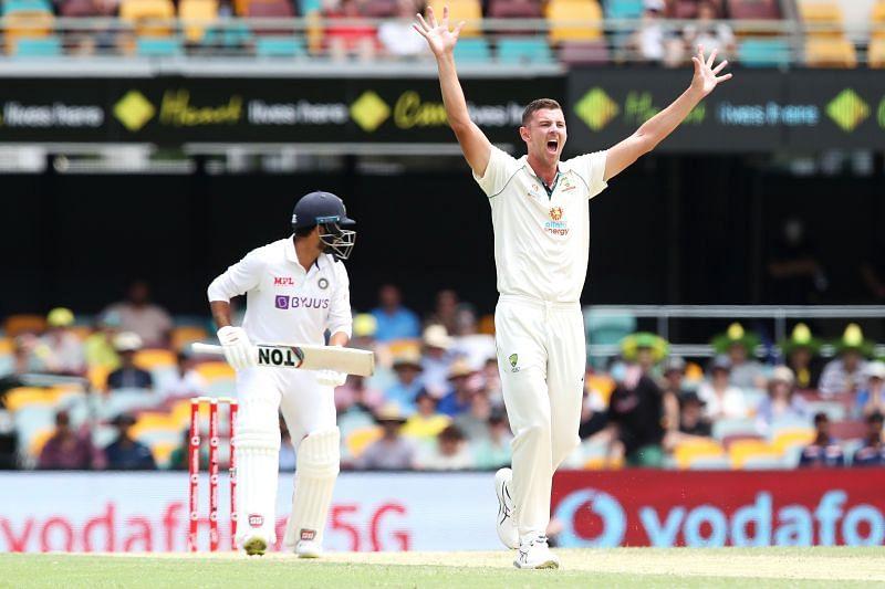 Australia v India: 4th Test: Day 3