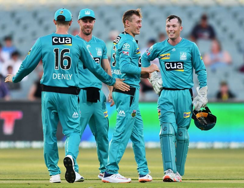 BBL - Strikers v Heat