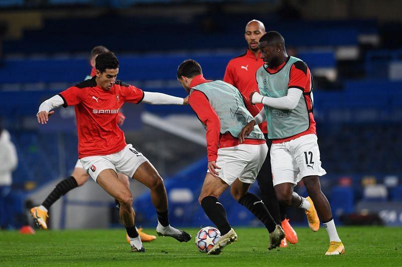 Rennes take on Marseille this week