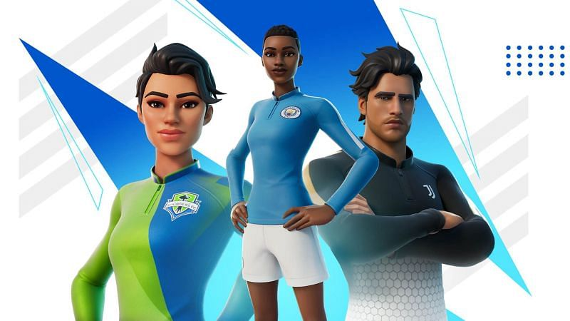 (Image via Epic Games) Football? Soccer? Whatever it is, it