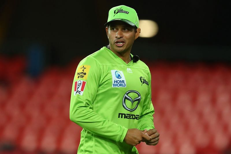 Usman Khawaja will be key for the Sydney Thunder against the Perth Scorchers