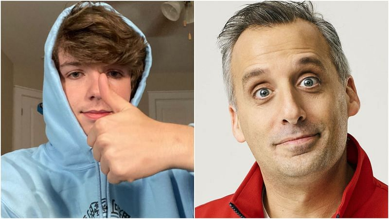 Minecraft star Karl Jacobs recently interacted with popular comedian Joe Gatto