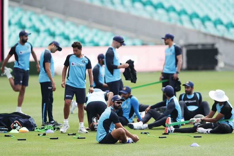 Preparations are in full swing for the final two Tests of the series