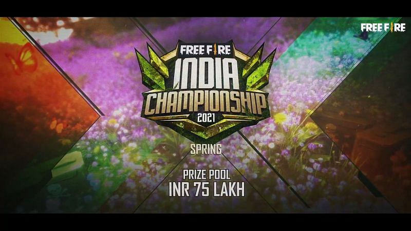 The Free Fire India Championship 2021 Spring Split has been announced