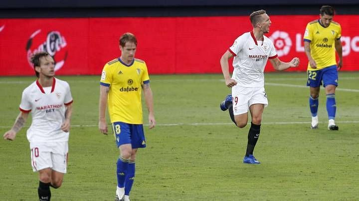 Sevilla drew first blood in this derby with a 3-1 win in Cadiz last September