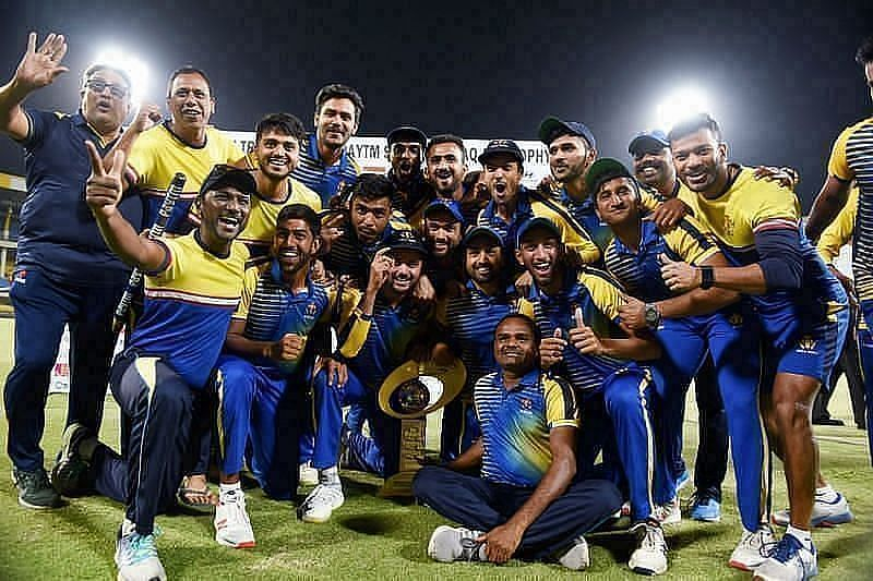 Syed Mushtaq Ali Trophy 2021