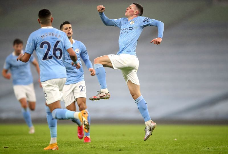 Foden bagged the decisive goal with a precise turn and finish.