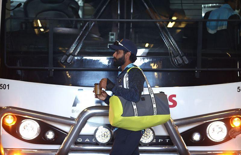 Ravindra Jadeja suffered a thumb injury during the ICC World Test Championship series against Australia