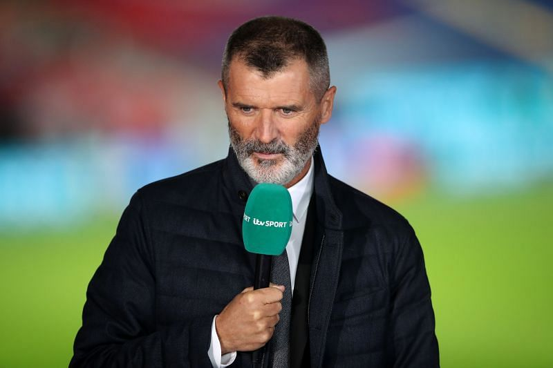 Roy Keane weighed in on the Premier League title race