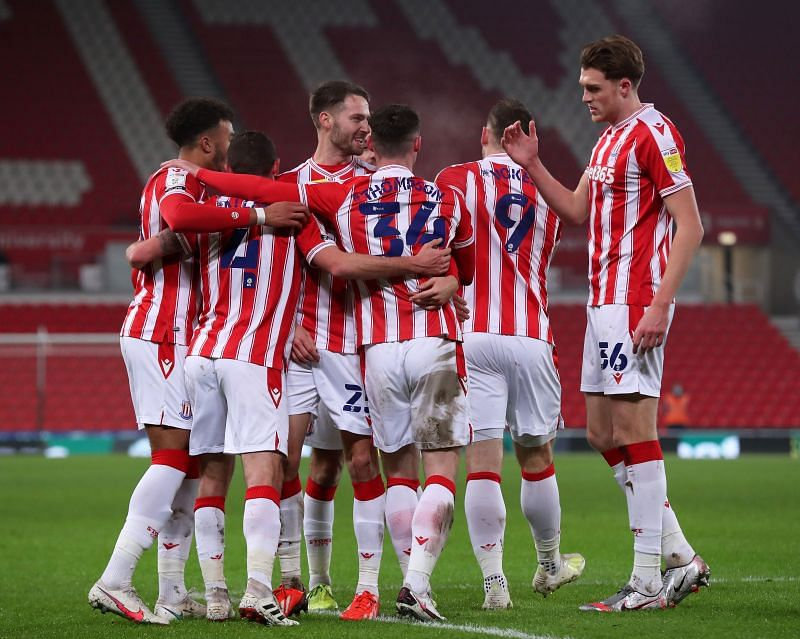 Stoke City will travel to take on Rotherham United