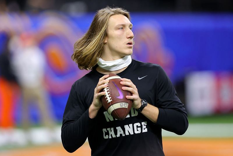 The Jacksonville Jaguars Have The First Pick in the 2021 NFL Draft, And Will Likely Select Clemson QB Trevor Lawrence.