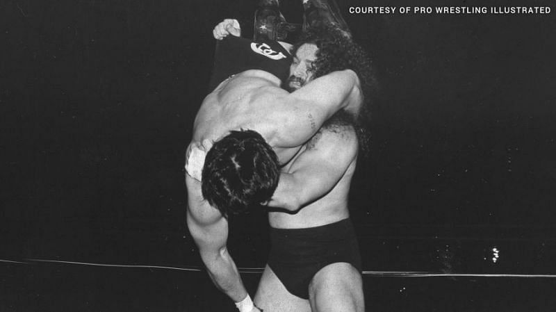 Bruiser Brody is a WWE Hall of Famer