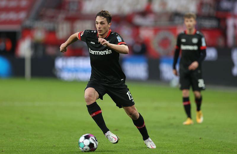 Julian Baumgartlinger suffered a knee injury