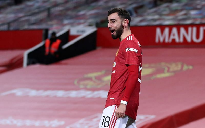 Bruno Fernandes was the match-winner against Liverpool in the FA Cup